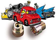 New pair # 55 main gasoline jets for Holley Demon Quick Fuel Pro Form carburetor