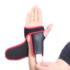 USA AOLIKES Steel Detachable Splint Wrist Sprain Support Sports Brace Protector