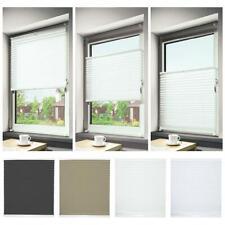 plissée Store de fenêtre Brise-vue pliant ROULANT fix-clic