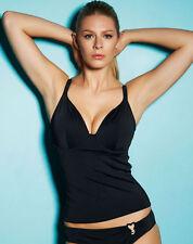 Freya Eclipse Aros Tankini Top Negro 9567 Freya Swimwear venta Reino Unido 30D