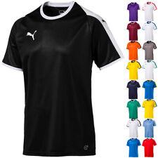 Puma Liga Trikot Sport Fußball Trainingsshirt Teamwear Freizeit Herren 703417