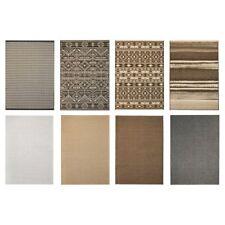 vidaXL Tapis d'Extérieur Aspect Sisal Carpette Multi Design Multi-taille