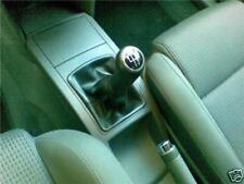 adattarsi  VW POLO 9N 02-09 CUFFIA LEVA CAMBIO PELL NUOVO