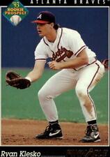 1993 Pinnacle Baseball Card Pick 251-500
