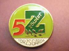 Hungary Hungarian Torzsgarda badge Pin Communist Soviet