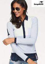 Kangaroos ropa de mujer camisa polo talla 32 34 36 38 T-Shirt original