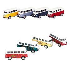 VW Bully Bulli Bus Modellautos Modell Auto Spritzguss-Autos mit Rückzugmotor