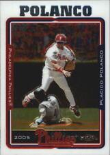 2005 Topps Chrome Baseball Card Pick From 2-340