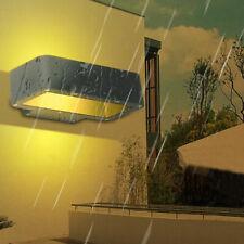 5W/10W LED COB Wall Sconce Light Fixture Outdoor Lamp Garden Lighting Villa Gate