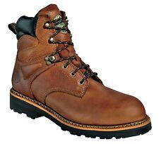 "Thorogood Boots Made In USA Waterproof 6"" Grindstone 7050 Wood N Stream Comfort"
