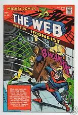 MIGHTY COMICS :: 40 :: PRESENTS THE WEB