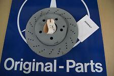 Mercedes Benz Genuine Front Brake Rotor Pair C250 C280 C300 2044210912 C Class