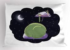 Nursery Pillow Sham Decorative Pillowcase 3 Sizes Available for Bedroom Decor