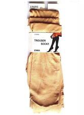 Pop Socks 3 Pairs Ladies/Women 80 Denier Knee High Trouser - Fine Quality Socks