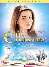 Ella Enchanted (DVD, 2004, Widescreen) NEW SHIPS FREE USA
