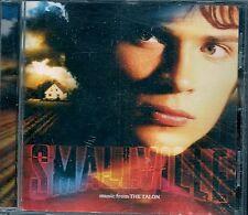 CD BOF / OST 12 TITRES--SERIE TV / SMALVILLE FROM THE TALON--2002
