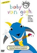 Baby Einstein - Baby Van Gogh (DVD, 2002) Disney NEW