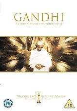 Gandhi. DVD. Top Cast. Great Movie. Fantastic Bargain. NEW **£2**