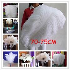 """Wholesale 10-100PCS 15-75cm/6-30"""" Beautiful Ostrich Feather Wedding Party Decor"""