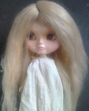 Doll Wig in Suri Alpaca Natural Fibres