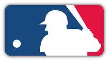 MLB Baseball Logo Car Bumper Sticker Decal - 3'', 5'', 6'' or 8''