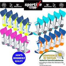 Sneaker Füßlinge Sneak Antibakteriellsocken mit aktiven Silberionen Ag+ 5 Paar