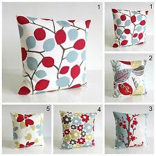 Scandinavian Cushion Cover, 100% cotton, Made in UK