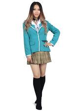 Rosario to Vampire Cosplay Costume Yokai Private Academy Akashiya Moka Uniform