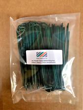 Artificial Grass GREEN Fixing Pins - Powder Coated 170mm x 30mm x 170mm