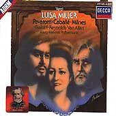 Verdi - Luisa Miller / Pavarotti - Caballe - Milnes - Giaiotti - Reynolds - van