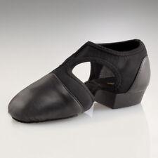 Capezio Pedini Femme Lyrical Jazz Shoe for Women Style PP323. Black