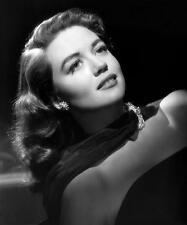 Dorothy Malone retrato de LONA pared arte Movie Poster Print actriz de cine Modelo
