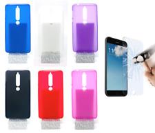 "Funda Carcasa Silicona Gel TPU Nokia 6 (2018) (4G) 5.5"""