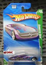 Hot Wheels 2010 THunt$ #58 Gangster Grin SUPER,RR TIRES