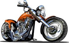 Wandaufkleber kind Motorrad ref 3550 (Größe 10 cm 130 cm breite)