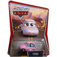 DISNEY CARS CHUKI #59 WORLD OF CARS - RARE OLD CARD