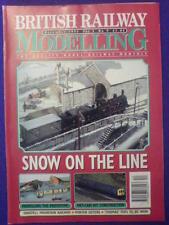 British Railway Modelling - SNOW - Dec 1995 v3 #9