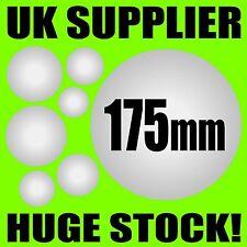 175mm (17.5cm) POLYSTYRENE BALLS Sweet Tree Crafts Decoration Xmas - UK SUPPLIED