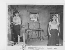 Anthony Quinn barechested VINTAGE Photo Ride Back 1957