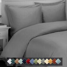 100% Viscose Bamboo Bedding Duvet Cover 3 Piece Set – Ultra Soft Cool Silky Set