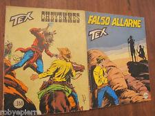 LOTTO 2 TEX 3 tre stelle cheyennes 147 falso allarme 373 1976 1995 vendo insieme