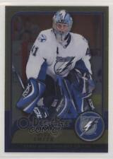2008-09 O-Pee-Chee Metal #338 Mike Smith Tampa Bay Lightning Hockey Card