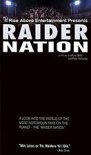 Raider Nation (DVD, 2003)