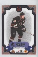 1997-98 Pacific Omega Silks #11 Pavel Bure Vancouver Canucks Hockey Card