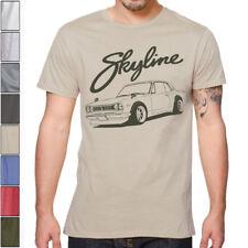 1969 Nissan Skyline KPGC-10 GT-R Premium Soft Cotton T-Shirt Multi Color S-3XL