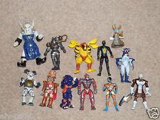 Power Rangers Ranger ESPACIO MALVADO ALIENÍGENA acción baddie cifras libre UK FRANQUEO