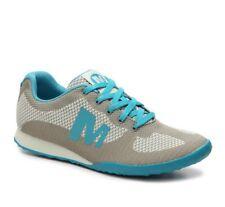 Merrell - Women's Shoe Sizes - NIB $90 - Gray/Blue Civet Athletic Sneakers