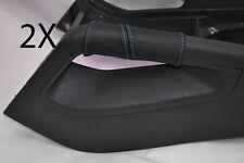 Punto azul se adapta a VW Golf V Mk5 V Jetta 04-09 2x Centro Consola triángulo cubre