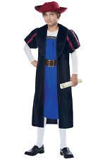 Christopher Columbus Explorer Child Costume