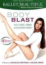 Ballet Beautiful: Body Blast Workout (DVD, 2012) BRAND NEW SEALED